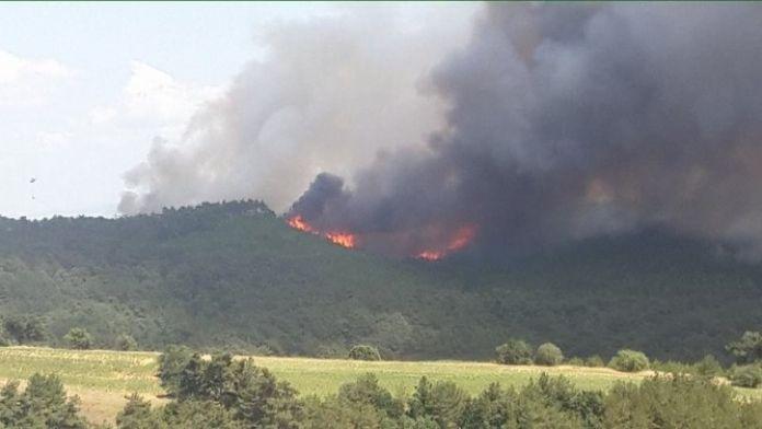 Yaz Aylarında Yangın Riski Artıyor