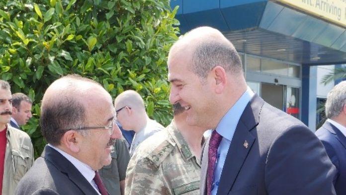 Başkan Gümrükçüoğlu'ndan Bakan Soylu'ya 'SGK Binası' Teşekkürü