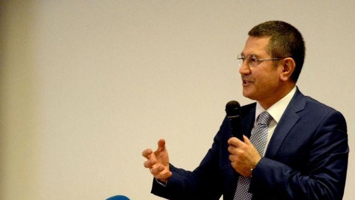 Başbakan Yardımcısı Canikli, Partisinin Giresun İl Danışma Toplantısında Konuştu