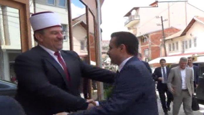 Bakan Çelik Kosova'da