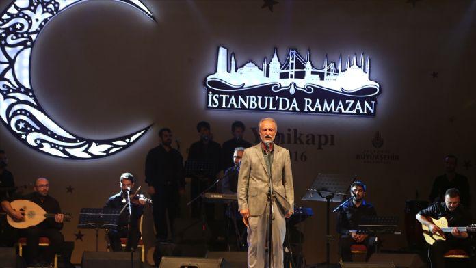 Yenikapı'da Ramazan konseri