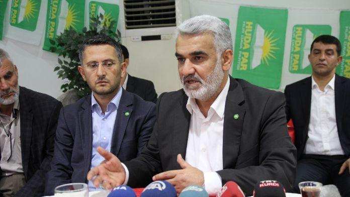 HÜDA-PAR Genel Başkanı: PKK ciddi kayıplar verdi
