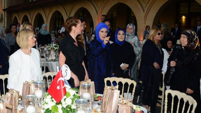Ali Koç'tan davetlilere 'diş kirası'