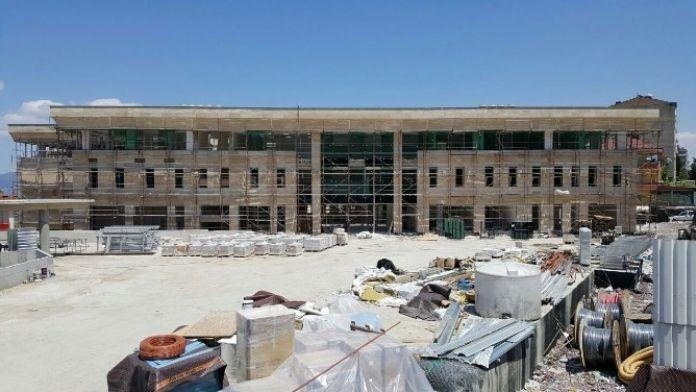 Karamürsel Yeni Ve Modern Belediye Binasına Kavuşuyor