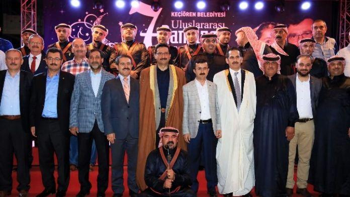 7. Uluslararası Ramazan Etkinliklerinin Son Konuğu Ürdün