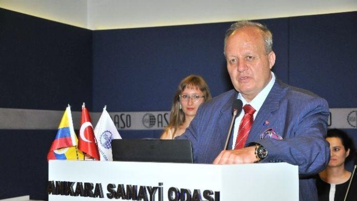 Kolombiya Her Türlü Destekle Türk Yatırımcı Bekliyor