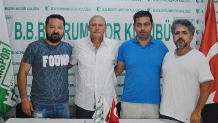 Bodrumspor'da Teknik Direktörlük Görevine Necati Erkmen Getirildi