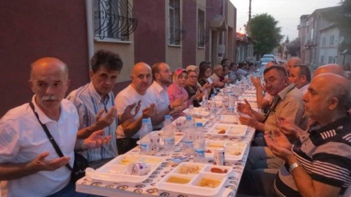 Eskişehir'de Yaşayan Bilecikliler İftarda Buluştu