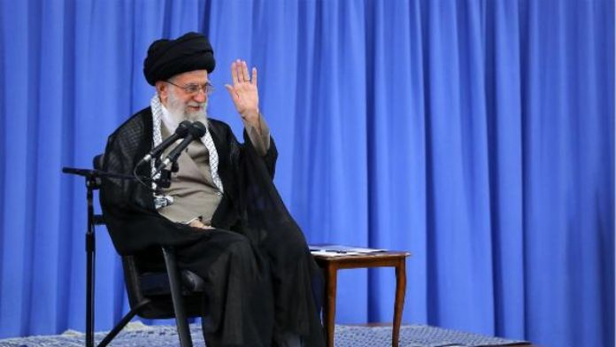 İran Lideri Hamaney: IŞİD, İran'a karşı kurduruldu
