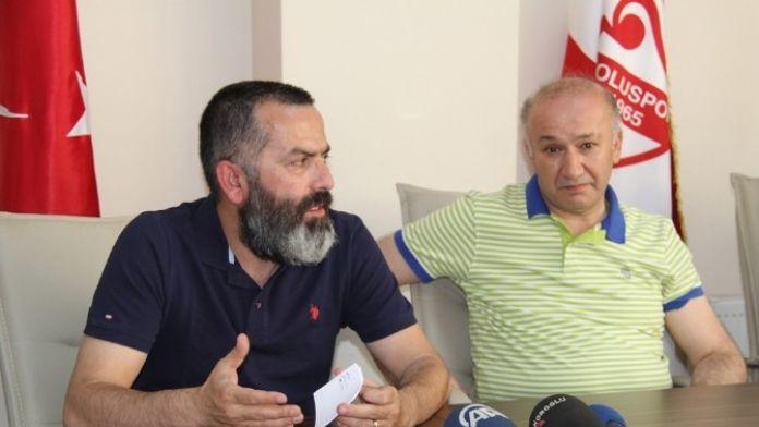Bgc'den Boluspor'un Yeni Yönetimine Tam Destek