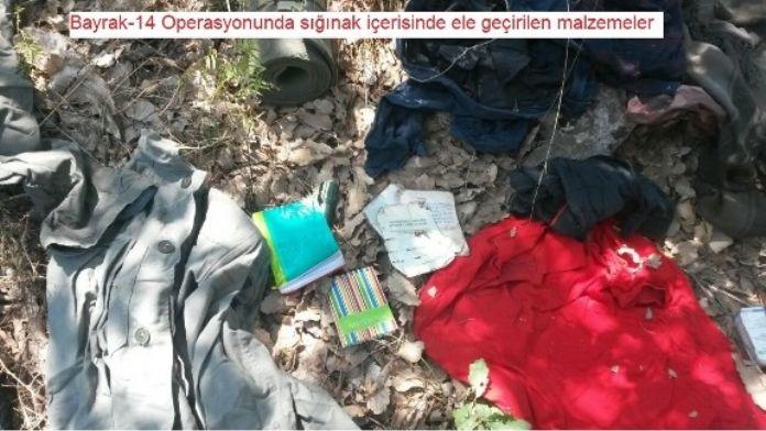 Terör Örgütü PKK'nın Beli Kırıldı