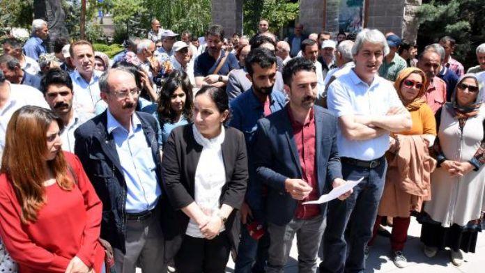 Van'da DBP'liler, Lice operasyonunu kınadı