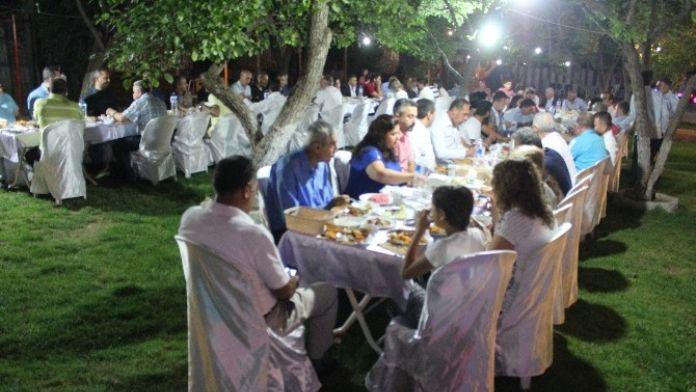 CHP'den İftar Yemeği