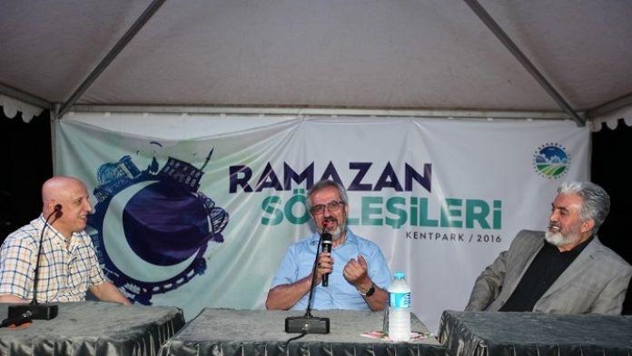 Ramazan Hatıraları Kentpark'ta Canlandı