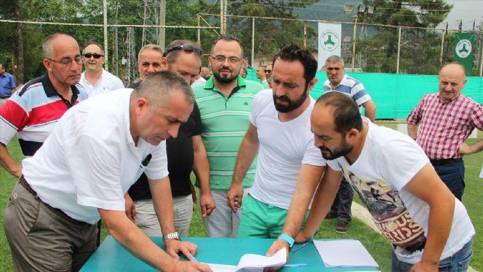 Giresunspor'da Bozbağ yeniden başkanlığa seçildi