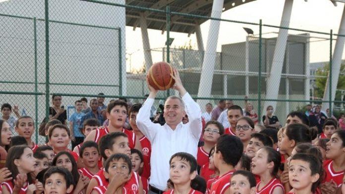 Yaz Spor Okulları Başlıyor