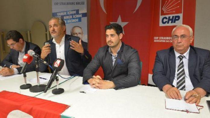 Gazeteci Hakan Aygün, Fransalı Türklerle Buluştu