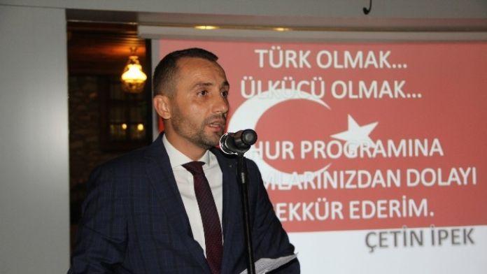 'Türk Olmak, Ülkücü Olmak' Temalı Sahur Programı Düzenlendi