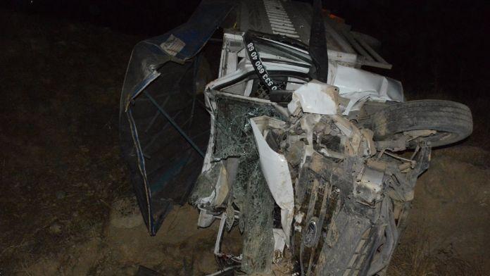 Kız isteme yolunda kaza: 3 ölü, 5 yaralı