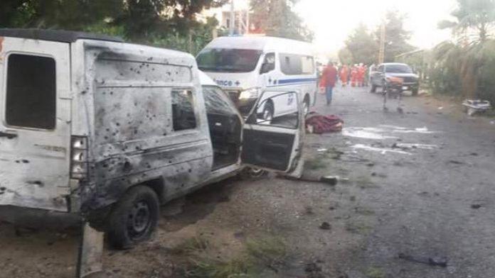 Lübnan'da İntihar Saldırıları: 6 Ölü, 19 Yaralı