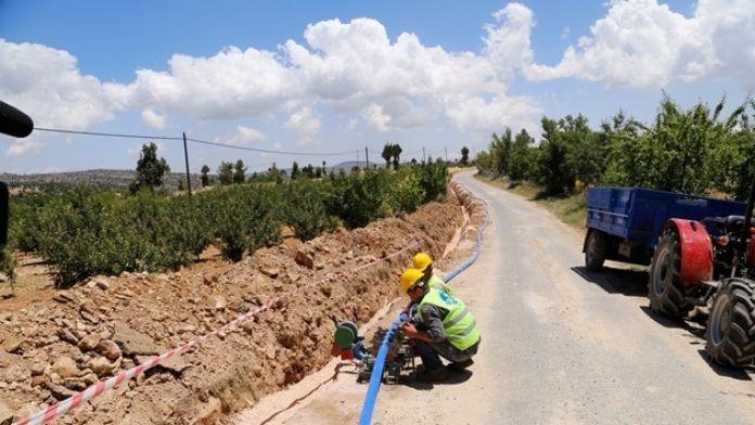 Gezende Mahallesi'nin İçme Suyu Sorunu Gideriliyor