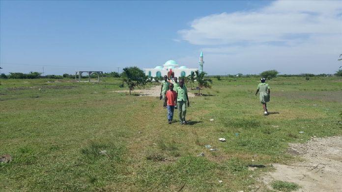 Haitili Müslümanlar camilerine ramazanda kavuştu