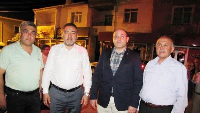 AK Parti İl Başkanı Çetinbaş: İlçeler Arası Ayrımcılığa Asla İzin Vermeyiz