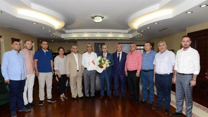 Vali Demirtaş: 'Hizmet İçin Toplumun Tüm Kesimiyle İşbirliği İçinde Olacağız'