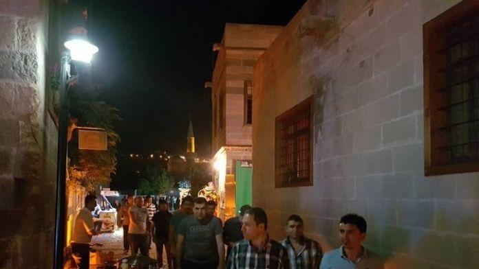 Diriliş Başkanları Osmanlı Sokağı'nı Ziyaret Etti