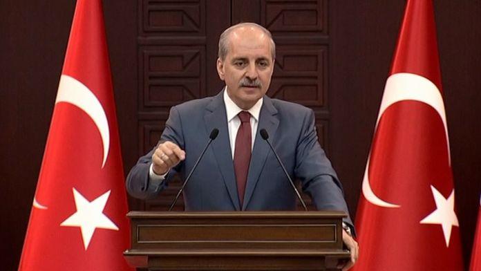 'Kimse Türkiye'nin terörle mücadeleden vazgeçmesini isteyemez'