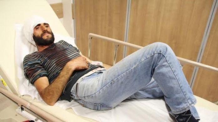 Şavşat'ta Ayının Saldırdığı Genç Yaralandı
