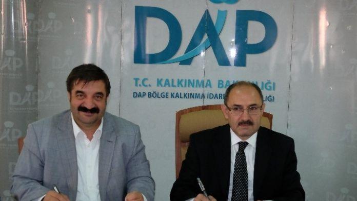 Elazığ'dan DAP Bölge Başkanlığına Sunulan 11 Proje Onaylandı