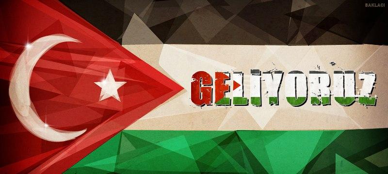 Türkiye'den Gazze'ye 10 bin ton yardım gidecek
