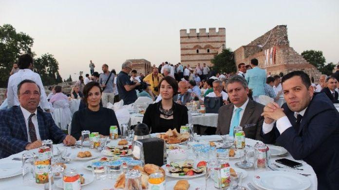 Rumeli Ve Balkan Dostları, İftar Programıyla Bir Araya Geldi