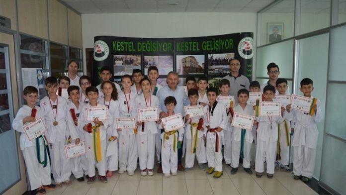Kestel'in Küçük Şampiyonları