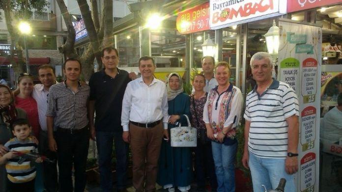 Çanakkale İl Kültür Ve Turizm Müdürlüğü Ailesi İftarda Buluştu