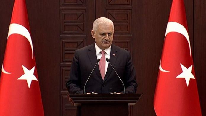 Başbakan Yıldırım: 'Bu noktaya gelmek yıllar aldı'