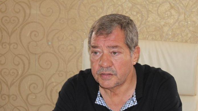 Adana Demirspor'da Altyapı Sorumlusu Edip Gülnar İstifa Etti
