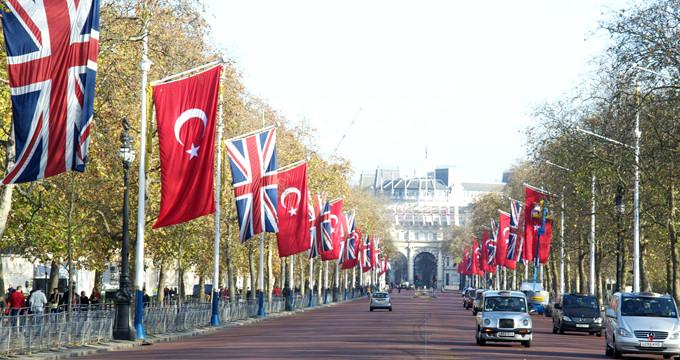 Türkiye'den İngiltere'ye Yeşil Işık!