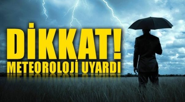 MeteorolojiUyardı , Aman Dikkat!