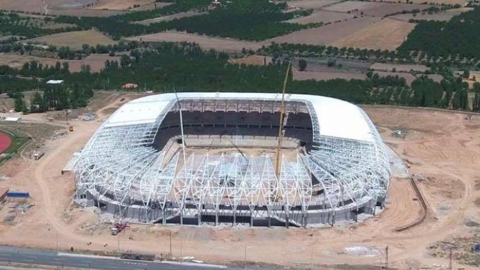 Malatya Arena'da Büyük Aşama Kat Edildi