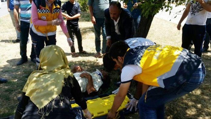 Muş'ta Zincirleme Trafik Kazası: 1 Yaralı