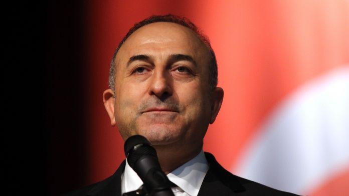 Bakan Çavuşoğlu Soçi Yolcusu
