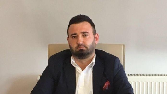 Tgsk İstanbul İl Başkanlığı'na Batmanlı İşadamı Gülmez Getirildi