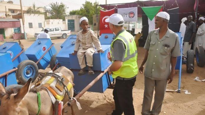 Türkiye'den Sudan'a istihdam projesi