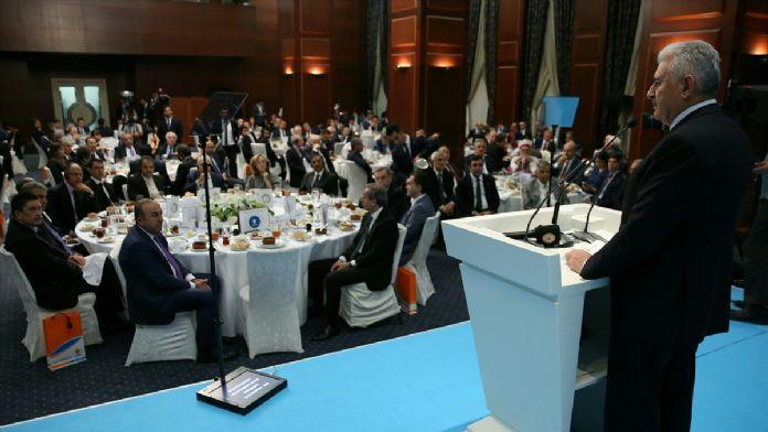 AK Parti 9. Geleneksel Büyükelçiler İftarı