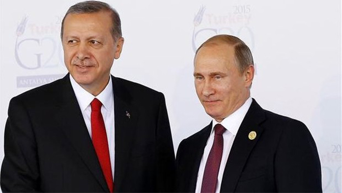 Erdoğan'ın mektubuna bakın Putin ne cevap verdi !