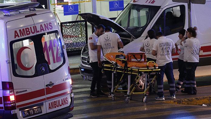 Katliam'da hayatını kaybedenlerin sayısı 14'ü yabancı, toplam 41' kişiye çıktı.
