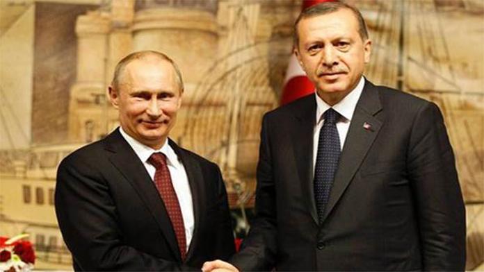 Putin ile Erdoğan arasında ilk temas !