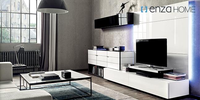 Enza Home Televizyon Üniteleri Evlere Yeni Bir Soluk Getiriyor